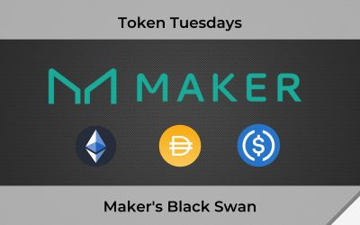 Makers Black Swan – DAI during a Crash