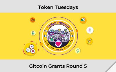 Gitcoin Grants Round 5 Released
