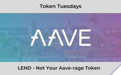 LEND: Not Your Aave-rage Token