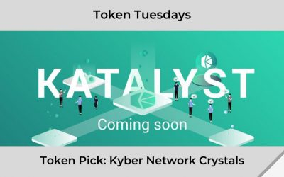 Token Pick: Kyber Network Crystals (KNC)